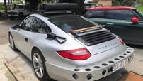"""Porsche 911 Carrera độ siêu """"quái dị"""" của ông chủ cà phê Trung Nguyên"""