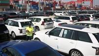 Trước mức thuế mới, ô tô nhập khẩu vào Trung Quốc đã giảm 87% trong tháng 6/2018