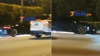 """Siêu xe McLaren 720S độ mâm """"khủng"""" toé lửa trên đường phố Singapore"""