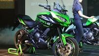 Giá xe Kawasaki Versys 650 2018 mới nhất tháng 8/2018