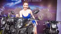 Yamaha tổ chức chạy thử xe phân khối lớn, phải chăng sắp phân phối chính hãng để cạnh tranh Honda