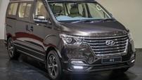 Chi tiết xe MPV Hyundai Grand Starex mới cho châu Á: Bình mới, rượu cũ