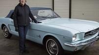 Mua chiếc Ford Mustang đầu tiên trên thế giới, người phụ nữ không biết mình sở hữu một gia tài