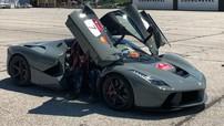 """Ferrari LaFerrari với """"bộ giáp"""" như máy bay tàng hình"""