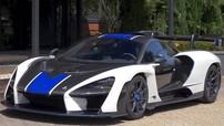 Đến tậu siêu xe hàng hiếm McLaren Senna đại gia Ả Rập Saudi cũng có yêu cầu đặc biệt này
