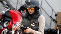 """Phụ nữ Ả Rập thành lập hội chơi xe Harley với tên gọi """"Ladies of Riyadh"""""""