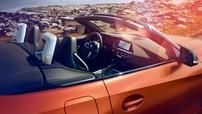 BMW Z4 2019 tiếp tục lộ diện với nội thất giống 8-Series Coupe mới