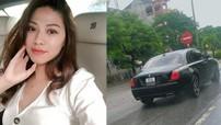 Rolls-Royce Ghost của MC Ngọc Trinh độ lên phiên bản Black Badge