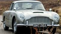 Aston Martin DB5 - Mẫu xe James Bond huyền thoại sẽ được chế tạo thêm 25 chiếc