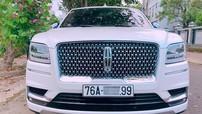Lincoln Navigator 2018 độc nhất Việt Nam đã có biển số