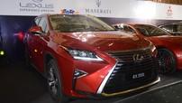 Đánh giá nhanh Lexus RX350L 2018 chính hãng đầu tiên tại Việt Nam