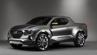 Xe bán tải Hyundai Santa Cruz sẽ ra mắt vào năm 2020, giá dưới 19.000 USD