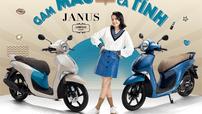 Yamaha Janus phiên bản giới hạn cho nữ được bổ sung hai màu mới