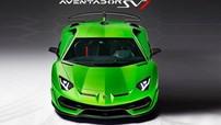 """Lamborghini Aventador SVJ """"hiện nguyên hình"""" trước giờ ra mắt"""