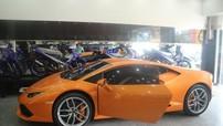 """Ông chủ cửa hàng """"Su xì po"""" tại Bình Dương tậu Lamborghini Huracan từng độ """"khủng"""" nhất Việt Nam"""