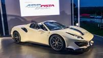 """Ferrari 488 Pista Spider ra mắt, chuẩn mực mới của siêu xe mui trần nhà """"ngựa chồm"""""""