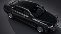 Aurus Senat - Phiên bản thu nhỏ từ limousine bọc thép của Tổng thống Vladimir Putin