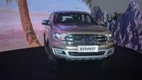 Ford Everest 2018 ra mắt Việt Nam, thêm động cơ Diesel, hộp số tự động 10 cấp, giá từ 1,1 tỷ đồng