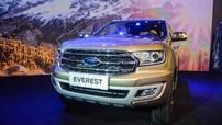 Đánh giá nhanh Ford Everest 2018 mới ra mắt Việt Nam, thêm trang bị, giảm giá thành