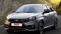 Lada Vesta Sport - Mẫu sedan thể thao hàng đầu của nhà sản xuất Nga
