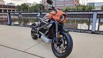 Cận cảnh bản thương mại mô tô điện Harley-Davidson LiveWire