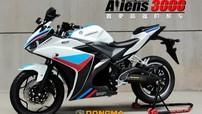 Dongma Aliens 3000 - Xe điện Trung Quốc nhái Yamaha R3 với giá chỉ 16 triệu đồng