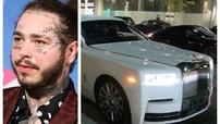 Sau tai nạn với Rolls-Royce Wraith, rapper Post Malone chi gần nửa triệu đô để tậu Phantom VIII