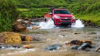 Chinh phục địa hình phức tạp cùng lời khuyên từ Chevrolet