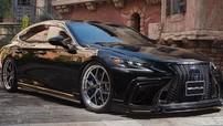 """Lexus LS 2018 được bổ sung gói độ cực """"gắt"""" của Wald International"""