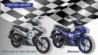 Yamaha Exciter 150 2019 vừa ra mắt đã có phiên bản màu hoàn toàn mới