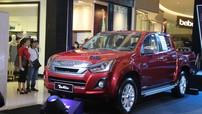 Isuzu D-Max 2018 ra mắt Việt Nam với điểm nhấn động cơ mới, giá từ 650 triệu đồng