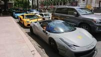 """Loạt siêu xe độ """"khủng"""" của những người yêu xe tại Sài thành tụ tập vào cuối tuần vừa qua"""