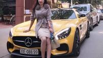 Siêu xe Mercedes-AMG GT S Edition 1 của nữ doanh nhân Hải Phòng được bán lại vào Nam