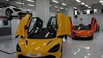 Hãng siêu xe McLaren mở trung tâm dịch vụ cho giới nhà giàu tại Hồng Kông