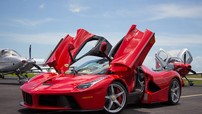Rao bán siêu xe Ferrari LaFerrari với mức giá thầu từ 3,125 triệu đô la