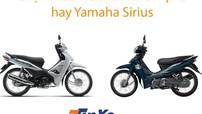 Yamaha Sirius và Wave Alpha: Đâu là chiếc xe phù hợp với bạn?