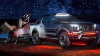 Nissan Navara Dark Sky - Mẫu bán tải hầm hố kiêm đài thiên văn học di động