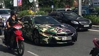 """BMW i8 tại Đà Nẵng sành điệu qua bộ áo """"cá mập"""" Bape"""