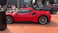 """Dàn siêu xe triệu đô trưng bày tại Singapore khiến giới nhà giàu Việt không khỏi """"phát thèm"""""""