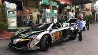 """Siêu xe McLaren 650S Spider của chồng siêu mẫu Ngọc Thạch """"lột xác"""" qua gói độ Liberty Walk"""