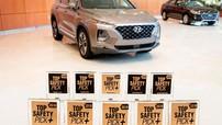 Hyundai xuất sắc trở thành nhà sản xuất xe an toàn nhất năm 2018 với 10 giải thưởng từ IIHS