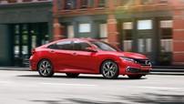 Honda Civic 2019 được được nâng cấp nhẹ, giá từ 20.345 USD