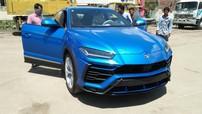 """Siêu SUV Lamborghini Urus thứ 2 cập bến Campuchia, giới nhà giàu Việt lại """"phát thèm"""""""