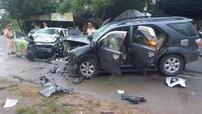 Bà Rịa - Vũng Tàu: Toyota Fortuner đối đầu Hyundai Grand i10, 8 người thương vong