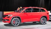 Skoda Kodiaq RS - SUV 7 chỗ sử dụng động cơ dầu mạnh mẽ ra mắt Triển lãm Paris 2018