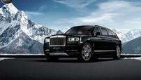 """Rolls-Royce Cullinan bọc thép - """"Pháo đài di động"""" triệu đô cho các yếu nhân"""