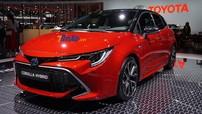 Toyota Corolla 2019 đến triển lãm ô tô Paris 2018 với 2 phiên bản khác nhau