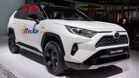 Phiên bản tiết kiệm xăng của Toyota RAV4 2019 chính thức trình làng