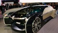 """Renault EZ-Ultimo - """"Phòng VIP di động"""" ra mắt ở triển lãm Paris 2018"""