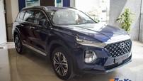 Hyundai Santa Fe 2019 sắp ra mắt Việt Nam có 2 tùy chọn động cơ và được trang bị tốt
